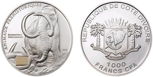 Ivory Coast, Mammoth